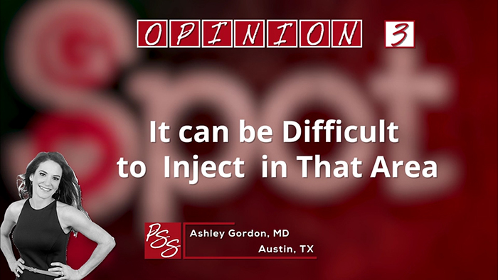 Dr. Ashley Gordon - G-Shot.