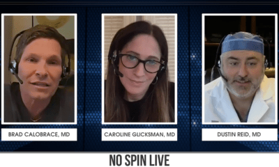 No Spin Live Episode 101 - The Journey Back Towards Normalcy After COVID-19